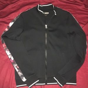 Athletic Zip-up Jacket